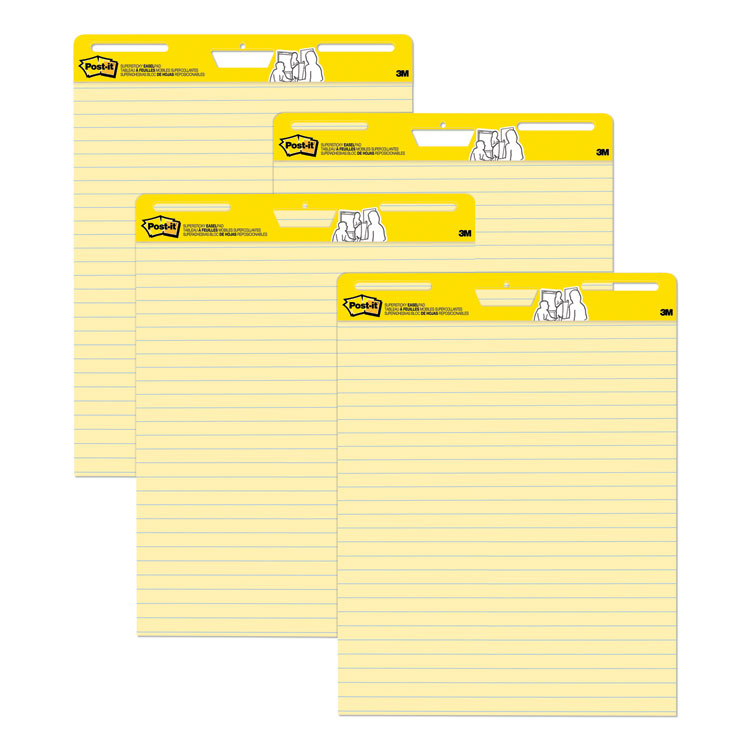 Post-it® Easel Pads Super Sticky 561-VAD-4PK
