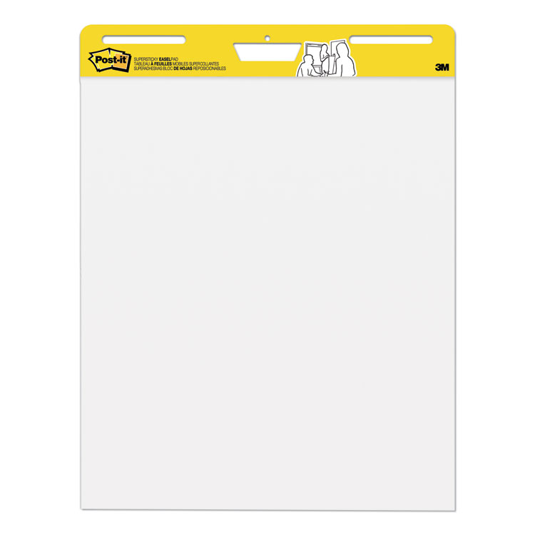 Post-it® Easel Pads Super Sticky 559