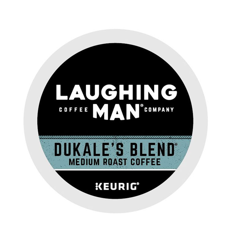 Laughing Man® Coffee Company 8338