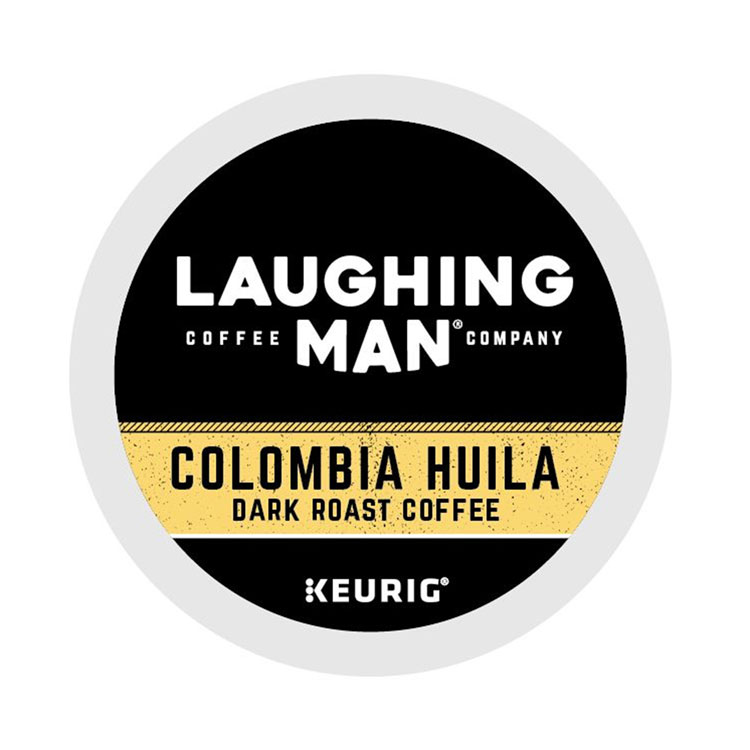 Laughing Man® Coffee Company 8337