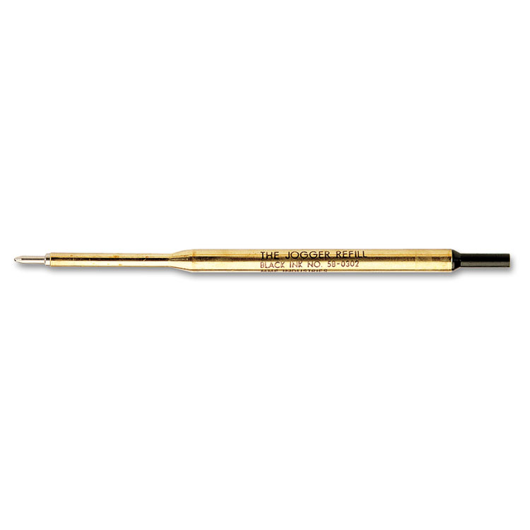 Picture of Refill Jumbo Jogger Pens, Fine, Black Ink
