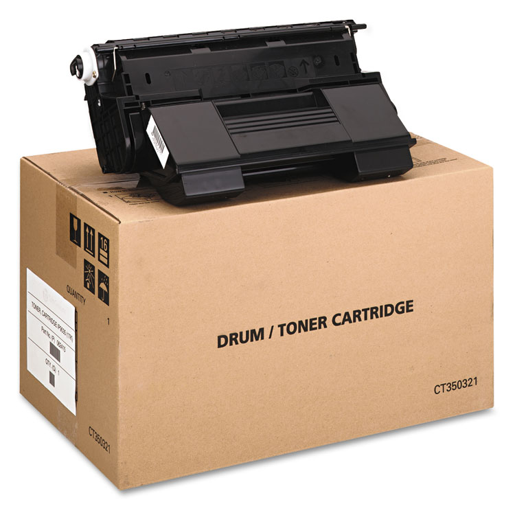 Picture of 062415 Toner, 17000 Page-Yield, Black