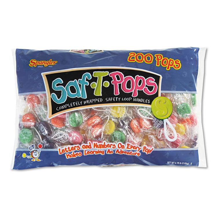 Saf-T-Pops 182