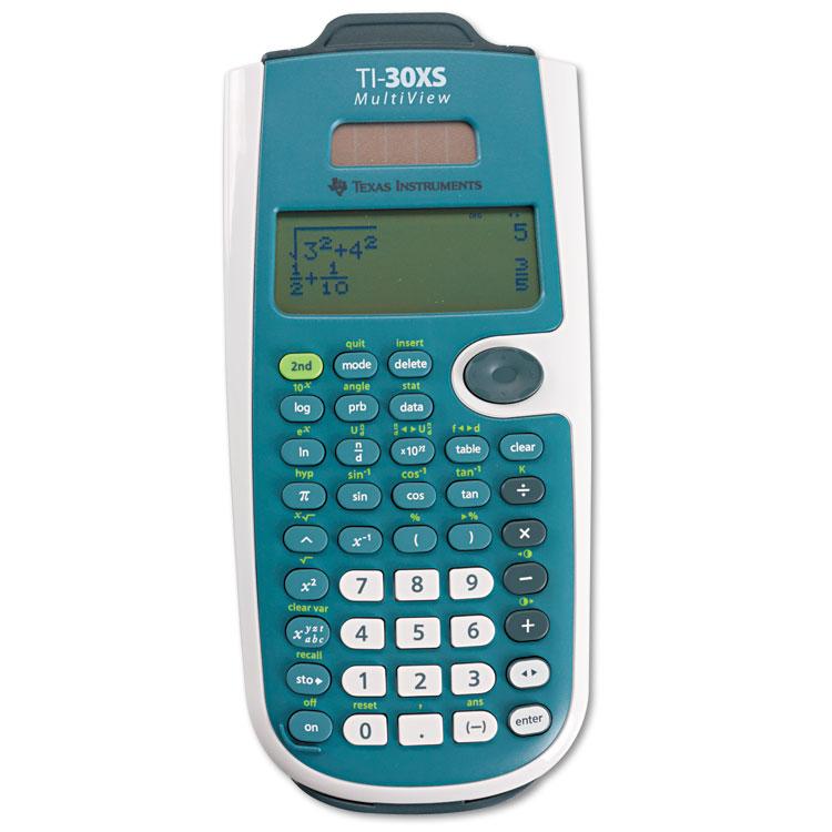 Texas Instruments TI-30XSMV