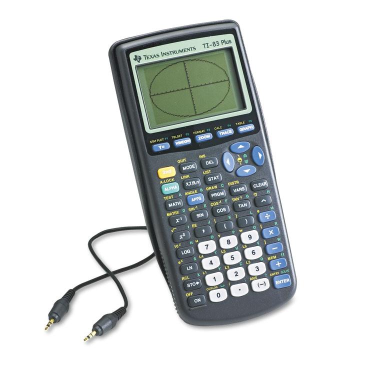 Texas Instruments TI-83PLUS