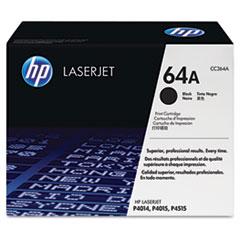 HP 64A, (CC364A) Black Original LaserJet Toner Cartridge