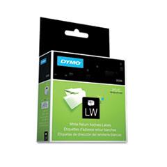 "LabelWriter Return Address Labels, 0.75"" x 2"", White, 500 Labels/Roll"