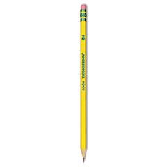 Pencils, HB (#2), Black Lead, Yellow Barrel, Dozen