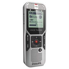 Digital Voice Tracer 1400 Recorder, 4GB, One Touch Record