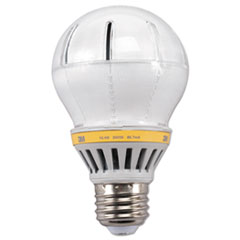 LED Advanced Light Bulbs A-19, 57 Watts, Soft White