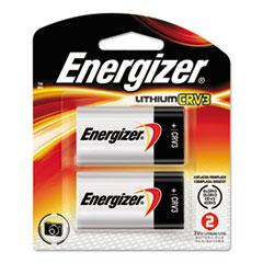 CRV3 Lithium Photo Battery, 3V, 2/Pack