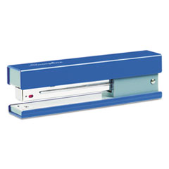 Full Strip Fashion Stapler, 20-Sheet Capacity, Navy/Gray