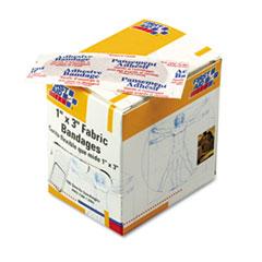 """Fabric Bandages, 1"""" x 3"""", 100/Box"""