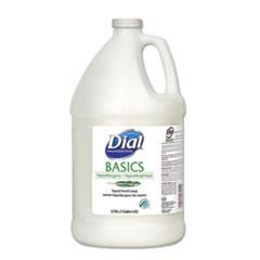 Basics Liquid Soap, Fresh Floral, 1 gal Bottle, 4/Carton