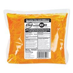 Liquid Gold Soap Refill, Floral Scent, Dispenser, 800 mL Bag