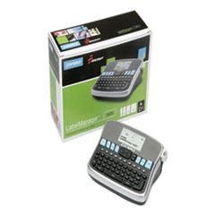 7490016576124, Dymo/SKILCRAFT Desktop Label Maker Kit, 2 Lines