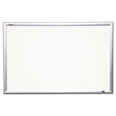 7110015680406, Quartet Magnetic Porcelain Marker Board, 36 x 60
