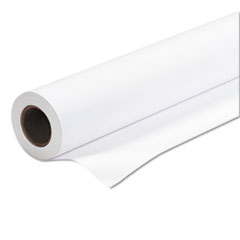 "Amerigo Wide-Format Paper, 2"" Core, 24 lb, 36"" x 150 ft, Coated White"