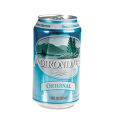 Seltzer Water, 12 oz Can, 24/Carton