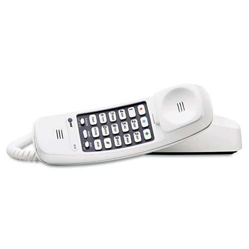 Image for 210 Trimline Telephone, White