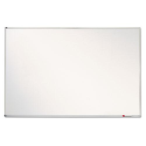 Porcelain Magnetic Whiteboard, 72 X 48, Aluminum Frame