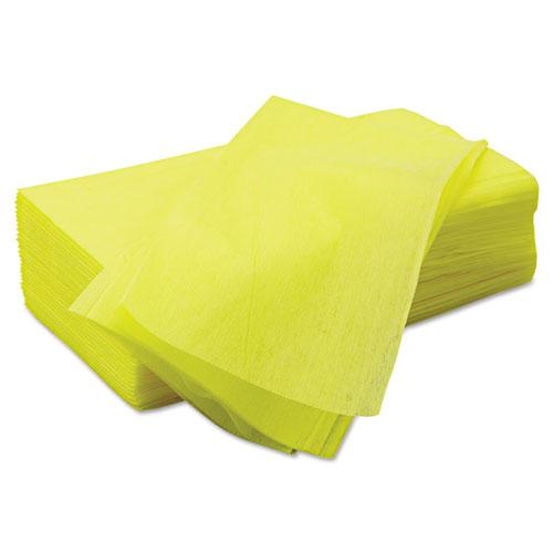 Masslinn Dust Cloths, 24 X 24, Yellow, 150/carton