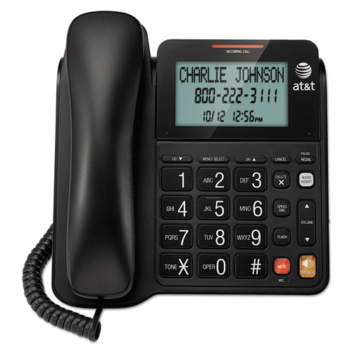 Image for Cl2940 One-Line Corded Speakerphone