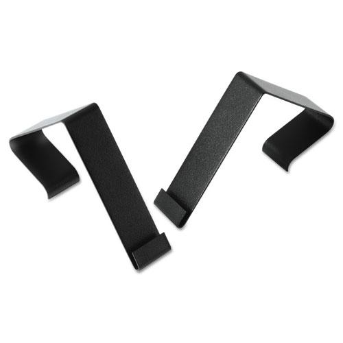 Cubicle Partition Hangers, 1 1/2