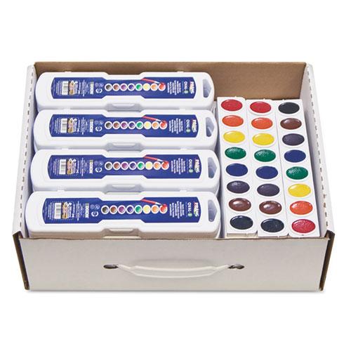 Professional Watercolors, 8 Assorted Colors,masterpack, 36/set
