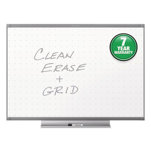Prestige 2 Total Erase Whiteboard, 72 X 48, Graphite Color Frame