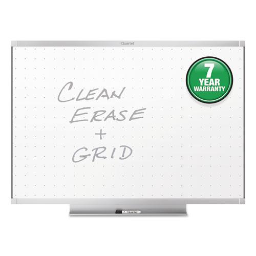 Prestige 2 Total Erase Whiteboard, 36 X 24, Aluminum Frame
