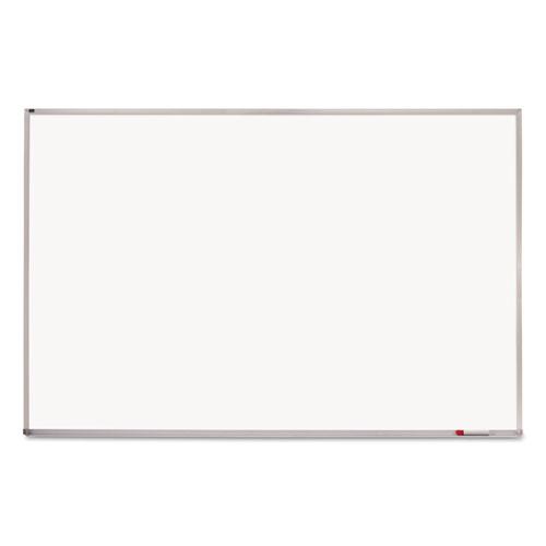 Melamine Whiteboard, Aluminum Frame, 72 X 48
