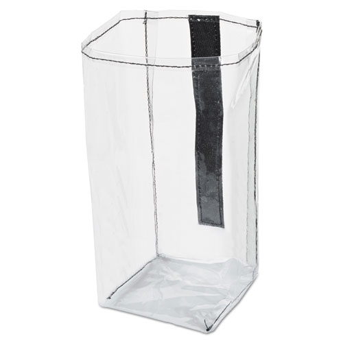 Image for EXECUTIVE QUICK CART PLASTIC POCKET LINER, 4