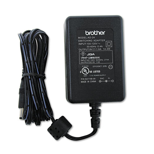 Image for Ac Adapter For Brother P-Touch Label Makers