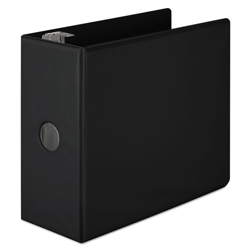 BASIC D-RING VIEW BINDER, 3 RINGS, 5
