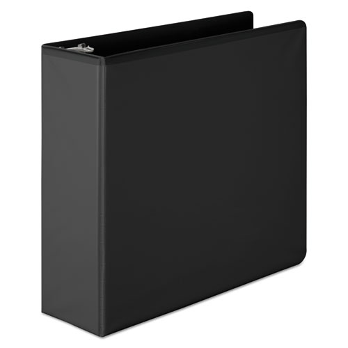 BASIC D-RING VIEW BINDER, 3 RINGS, 3