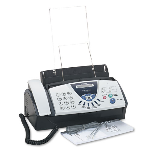 Image for Brother FAX575 Plain Paper Fax,copier,phone