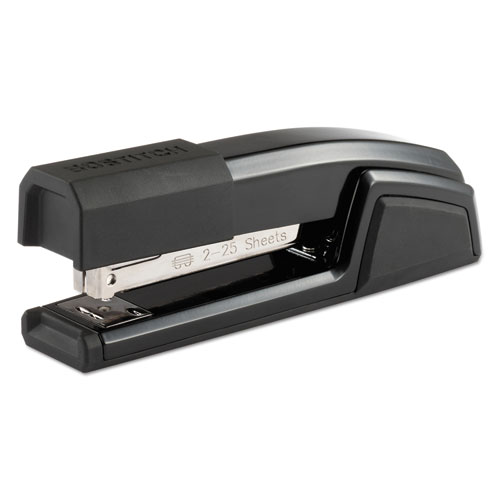 Epic Stapler, 25-Sheet Capacity, Black