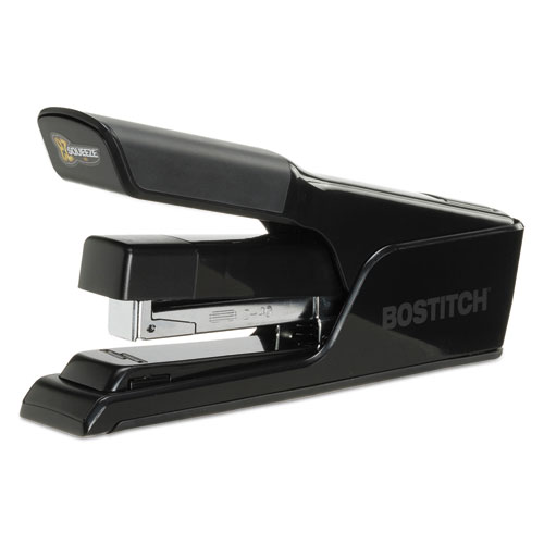 Ez Squeeze 40 Stapler, 40-Sheet Capacity, Black