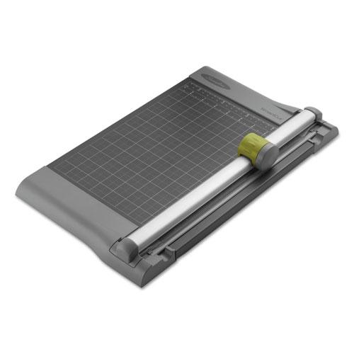 Smartcut Pro Metal 10-Sheet Rotary Trimmer, Metal Base, 10 1/4 X 17 1/4