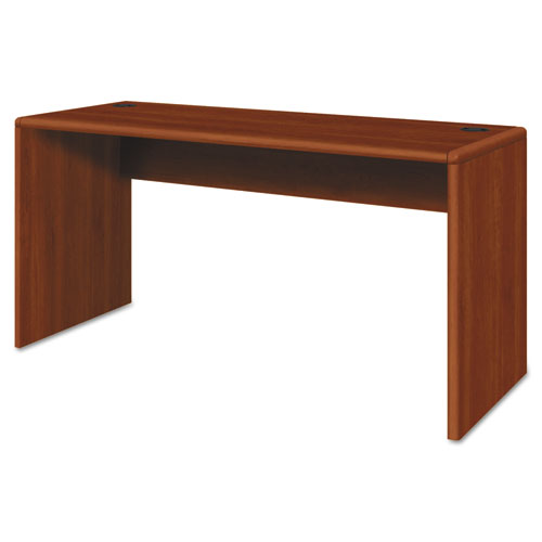 Image for 10700 SERIES CREDENZA SHELL, 60W X 24D X 29.5H, COGNAC
