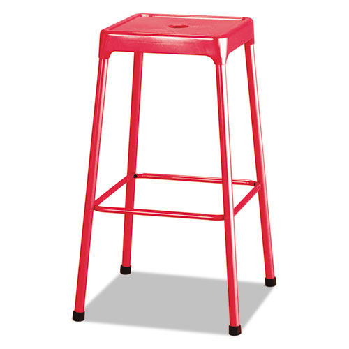 Image for BAR-HEIGHT STEEL STOOL, 29
