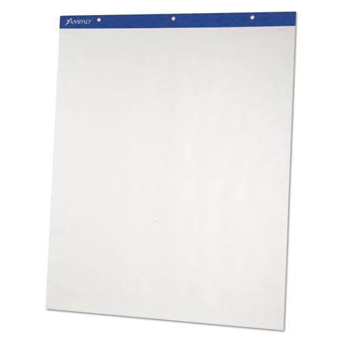 FLIP CHARTS, 27 X 34, WHITE, 50 SHEETS, 2/CARTON