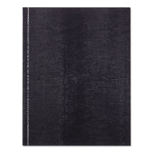 EXECUTIVE NOTEBOOK, MEDIUM/COLLEGE RULE, BLUE COVER, 9.25 X 7.25, 150 SHEETS