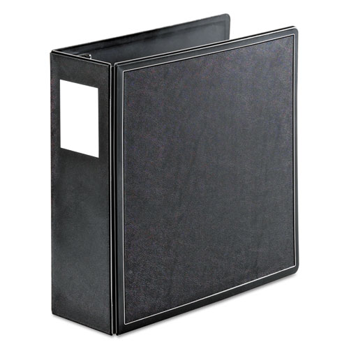 SUPERLIFE EASY OPEN LOCKING SLANT-D RING BINDER, 3 RINGS, 4