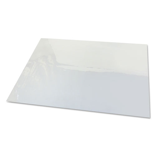 Second Sight Clear Plastic Desk Protector, 40 X 25