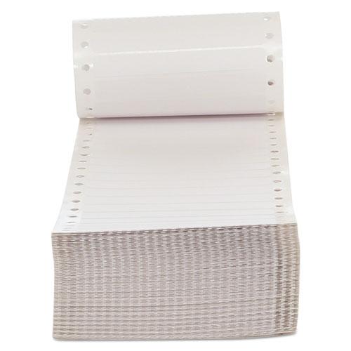 DOT MATRIX PRINTER LABELS, DOT MATRIX PRINTERS, 0.44 X 3.5, WHITE, 5,000/BOX
