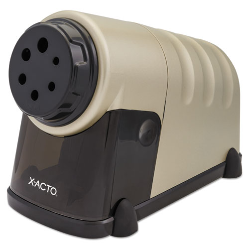 MODEL 41 HIGH-VOLUME COMMERCIAL ELECTRIC PENCIL SHARPENER, AC-POWERED, 4