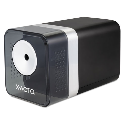 POWER3 OFFICE ELECTRIC PENCIL SHARPENER, AC-POWERED, 3.5