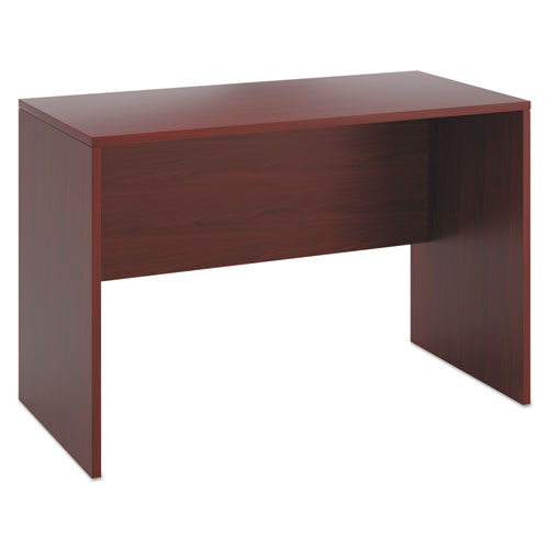Image for 10500 Series Standing Height Desk Shell, 60w X 30d X 42h, Mahogany